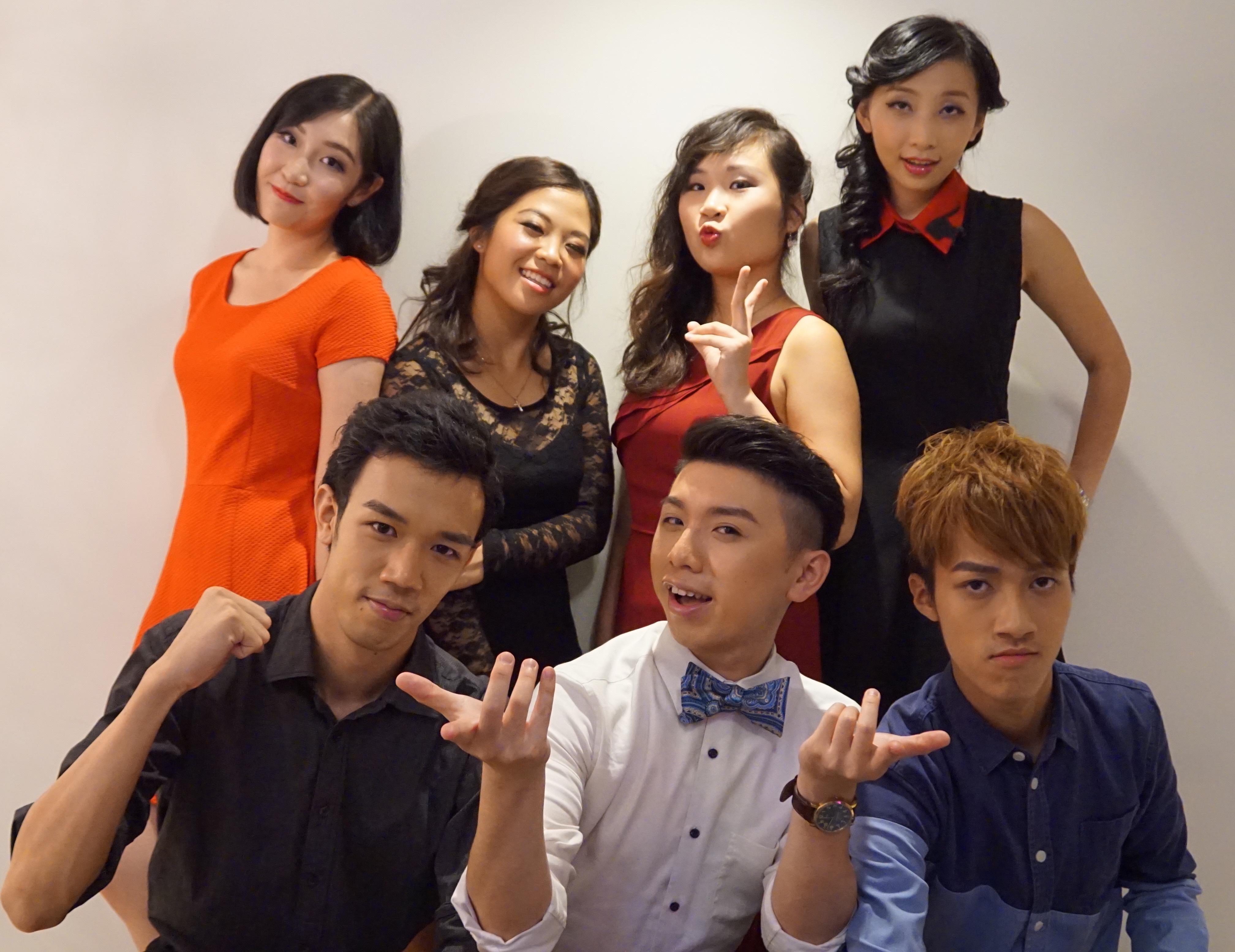 香港演藝人 Artist : Backup Singers @青年創業軍